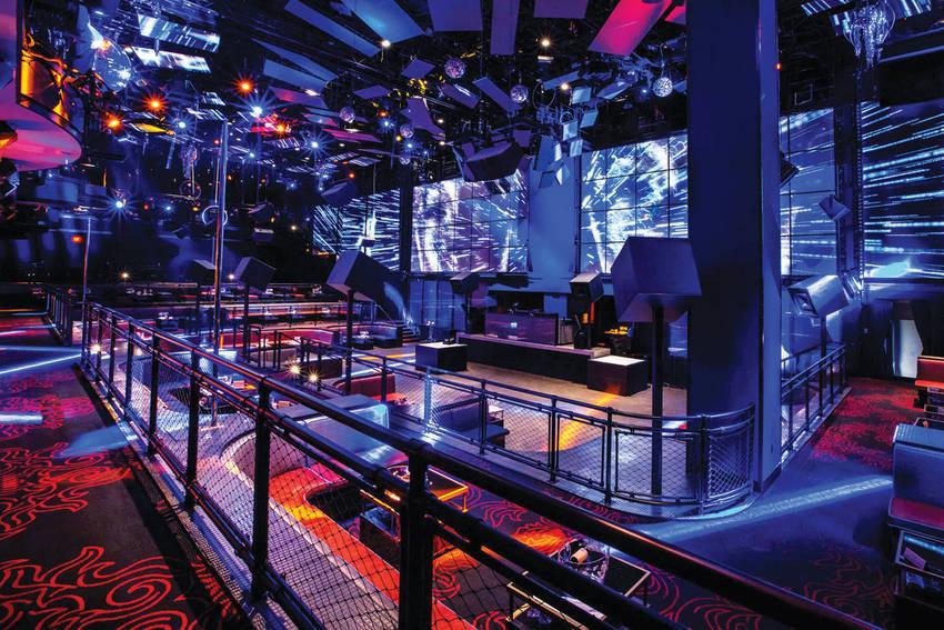 1. Hakkasan At MGM Grand