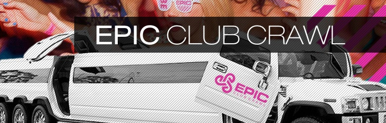 Epic Club Crawl Las Vegas