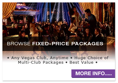 Las Vegas Nightlife Packages