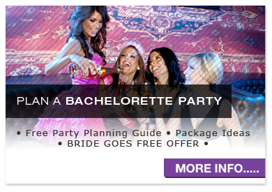 Bachelorette Party Package Ideas