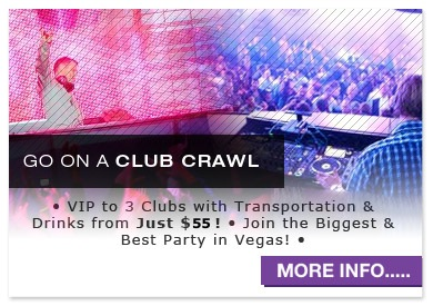 Vegas Nightclub Crawl