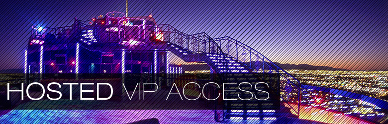 Hosted VIP Entry to Las Vegas Nightclubs