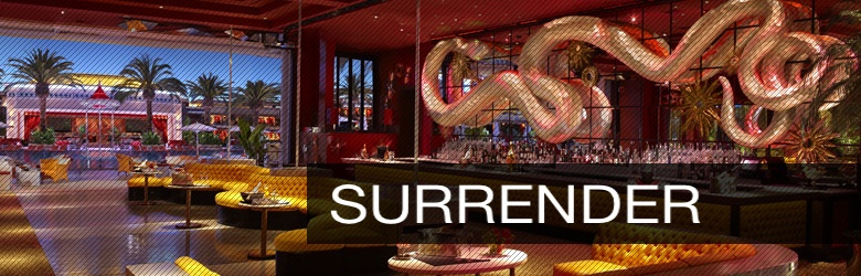Surrender Nightclub Las Vegas