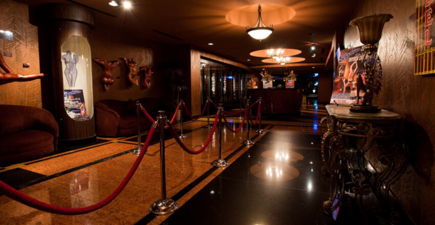 $109 | Limo, Free Bottle, Cover & VIP to any THREE Gents Clubs!
