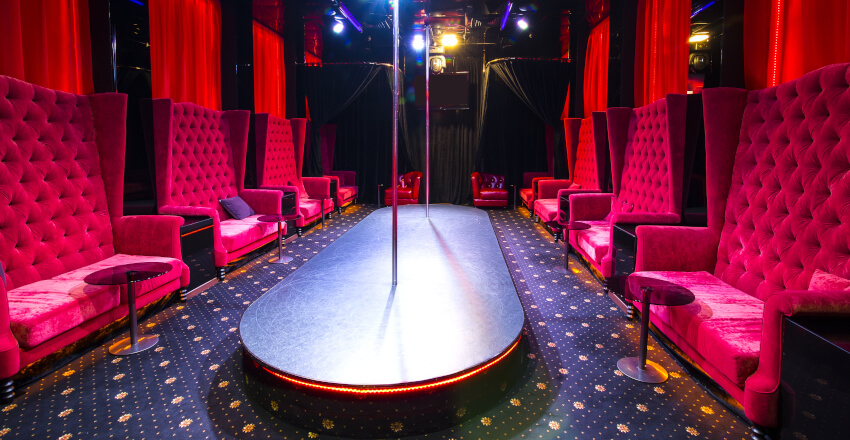 $75 | Limo Transportation, Cover & VIP to 3 Gent's Clubs!