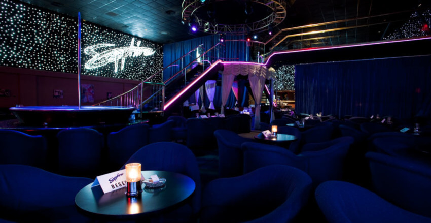 $79 | Limo, Free Bottle, Cover & VIP to any TWO Gent´s Clubs!