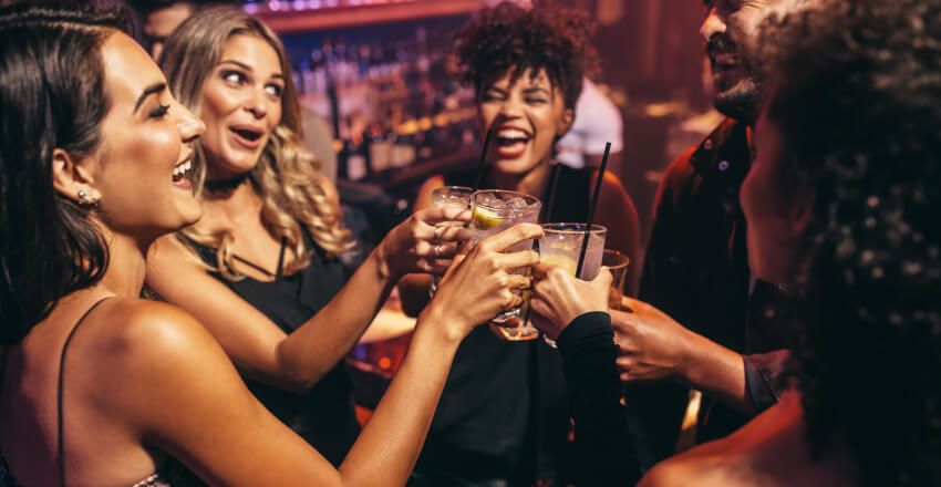 1 Nt $75 / 2 Nts $110 | The Vegas Nightclub Crawl